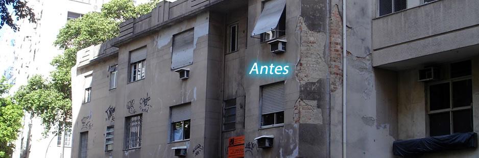 reforma de prédios
